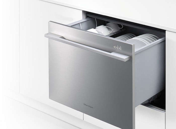 10 easy pieces best appliances for small kitchens remodelista - Dishwasher small space plan ...