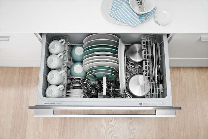 Fisher-Paykel-Dishdrawer-Wide-DD36SDFX1-Remodelista