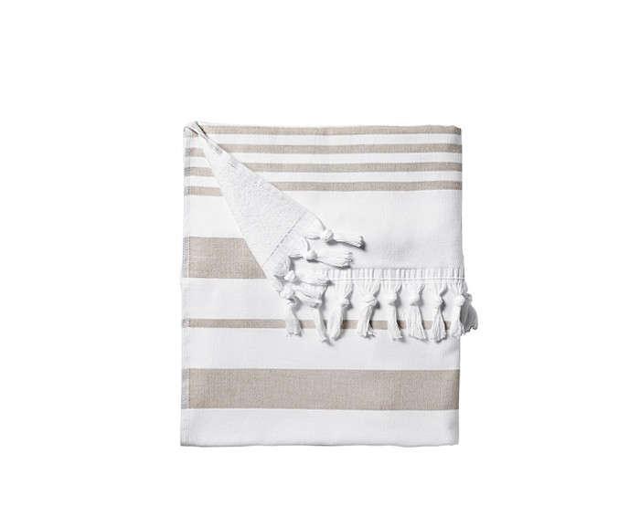 Fouta-Beach-Towel-Bark-Serena-Lily-Remodelista