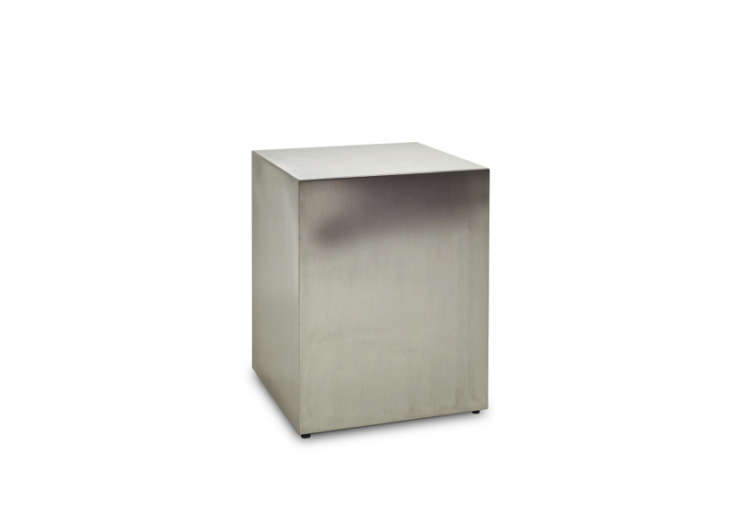Fresco-Stainless-Steel-Side-Table-Remodelista