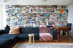 Freunde von Freunden Stephanie Akkaoui's Apartment in Amsterdam | Remodelista