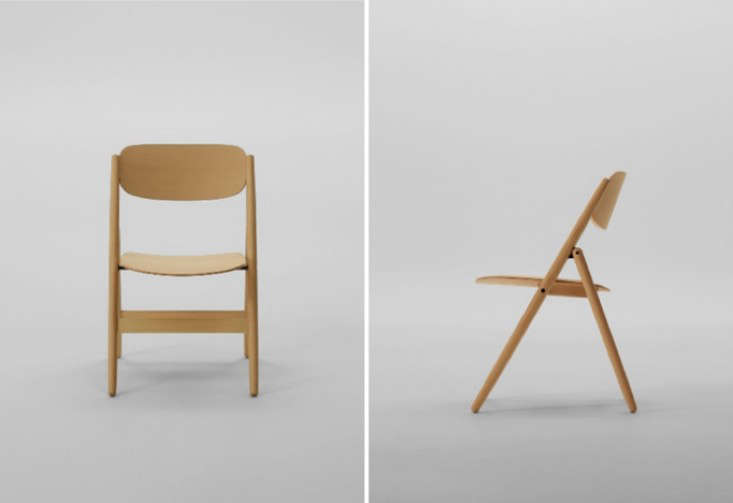 beautiful and efficient folding chair with remarkable craftsmanship