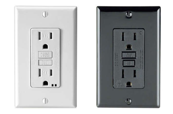 GFCI-Electrical-Outlets-Leviton-White-Black-Remodelista