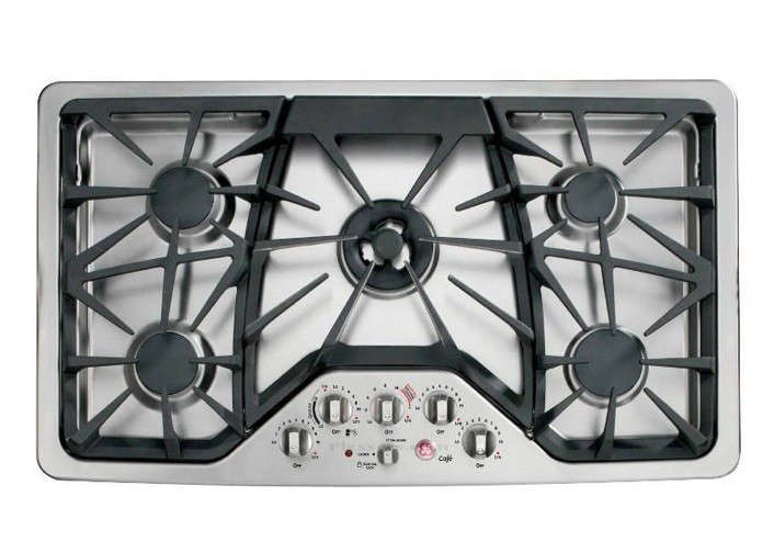 Ge-Cafe-Series-Pro-style-gas-cooktop-Remodelista