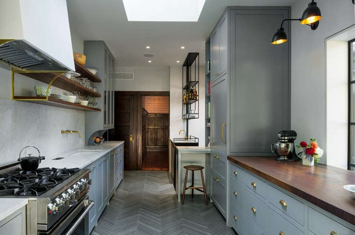 See Kitchen of the Week: A Before & After Culinary Space in Park Slope for an example of a well-designed galley kitchen. Photograph by Samuel Morgan, courtesy of Gerry Smith Architect.