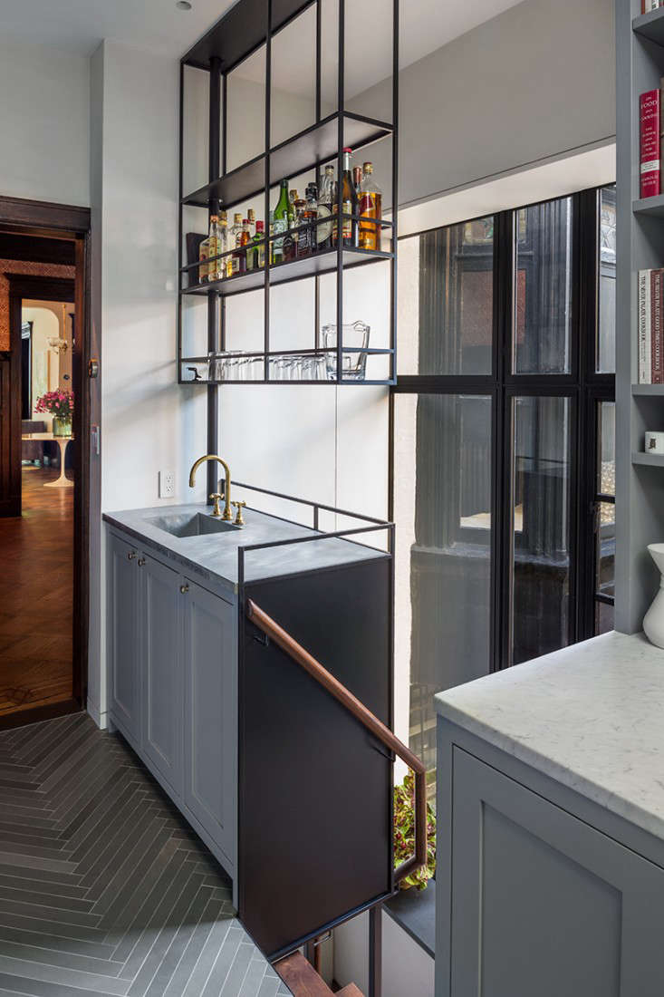 Kitchen Of The Week: A Before U0026 After Culinary Space In Park Slope