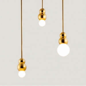 Gift Guide 2013, Home Design Fiend, Michael Anastassiades Ball Light | Remodelista