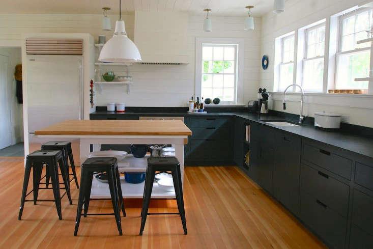 goode kitchen amagansett soapstone countertop by siosi design remodelista soapstone