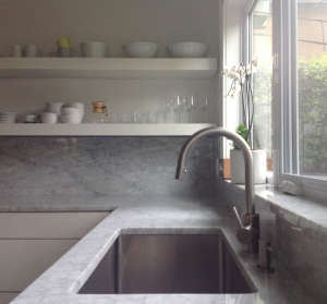 Grohe Concetto Faucet in Izabella's Kitchen