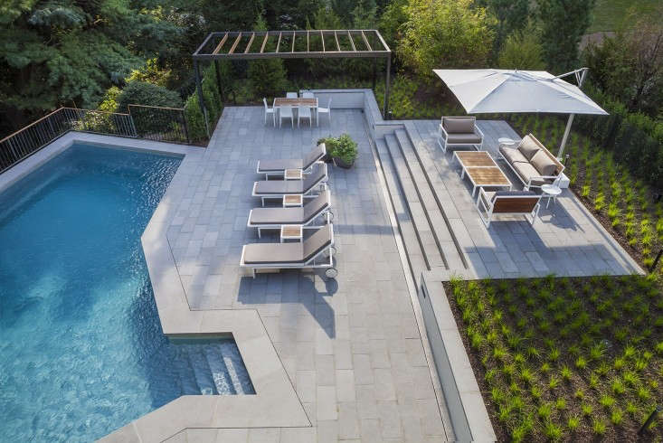 Gunn Landscape Architecture 3 Pool and Outdoor Patio, Gardenista