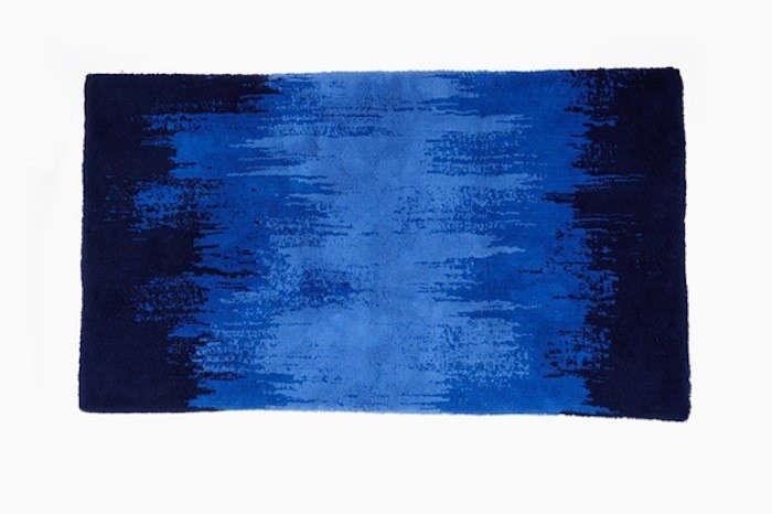 Habidecor-Bath-Mat-Remodelista-Blue