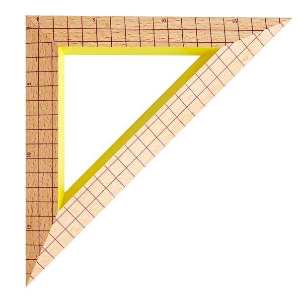 Hay-wooden-triangle-Remodelista