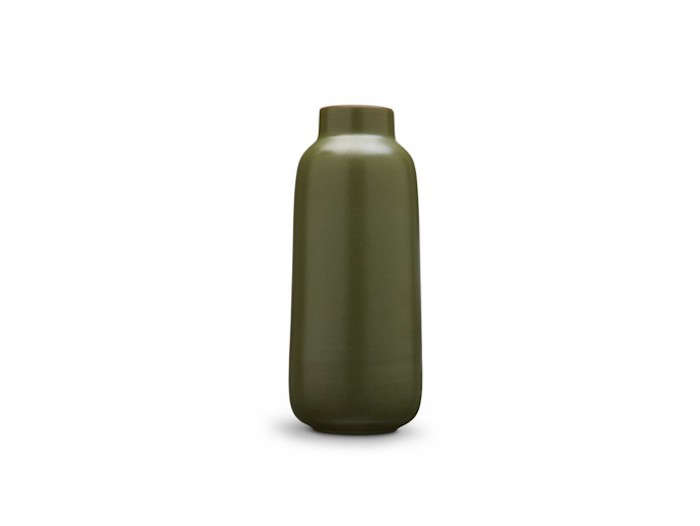 Heath-Ceramics-Multi-Stem-Vase-Olive-Green