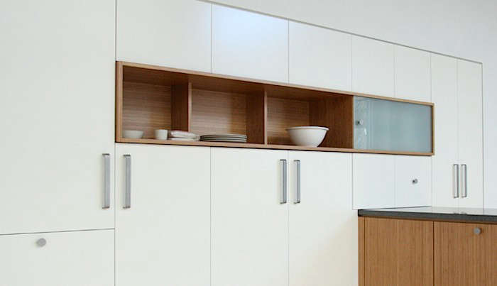 Remodeling 101 the ins and outs of invisible touch latch for Tall kitchen wall units