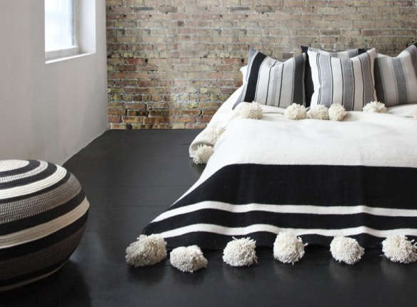 channeling the laid back look with l'aviva home 11