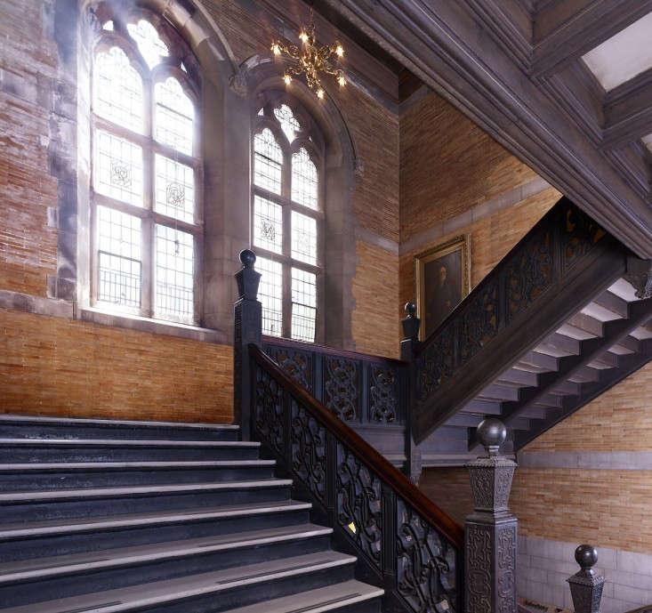 High-Line-Hotel-Hoffman-Hall-Steps-Remodelista