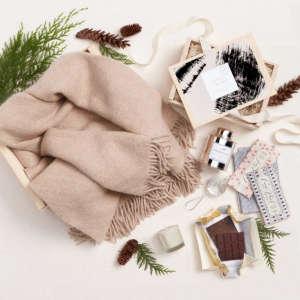 Simone LeBlanc Holiday Gift Box | Remodelista
