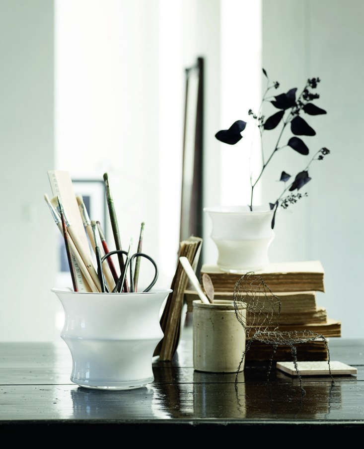Holmegaard-Karen-Blixen-Plant-Pots-Remodelista