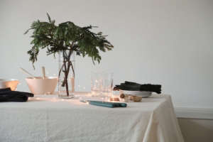 Instant Holiday Table Remodelista