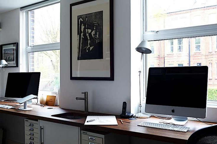 Remodeling 101 Lighting Your Home Office Remodelista