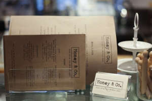Honey & Co, London Restaurant, Menu, Photo by Heloise Faure | Remodelista