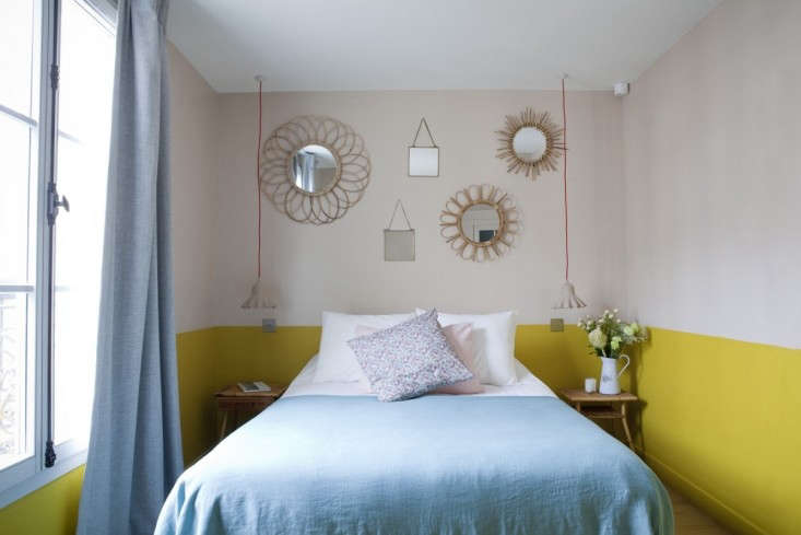 Hotel-Henriette-Paris-double-mirrors-Remodelista