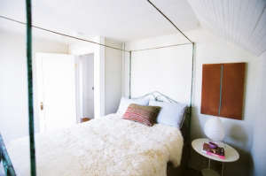 House Call with Los Angeles Jeweler Kathleen Whitaker, Echo Park, Bedroom | Remodelista