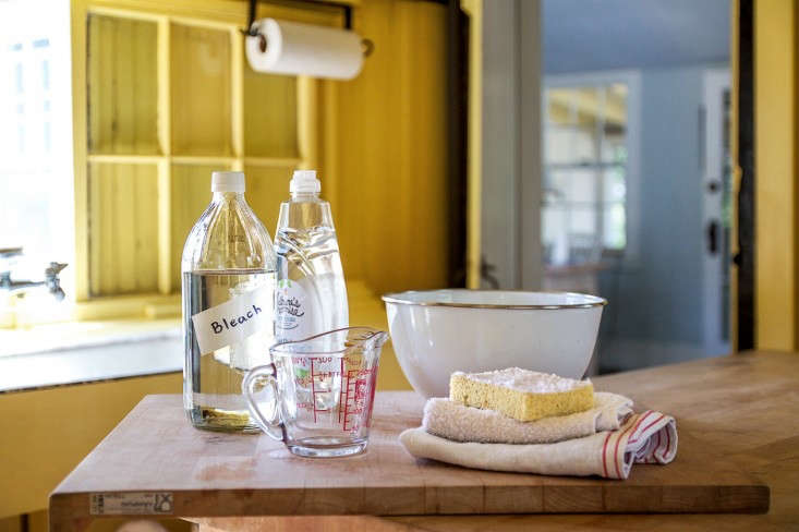 How to Clean Water Stains from Wallpaper, supplies, Remodelista