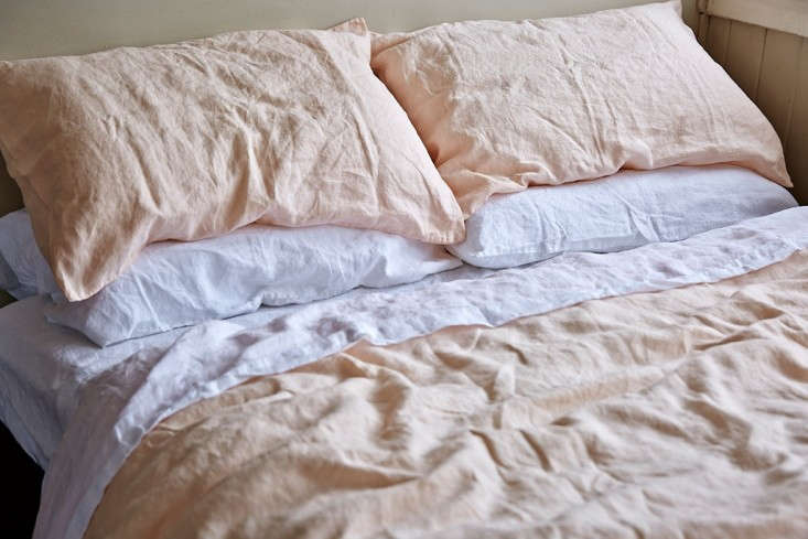IN-BED-STORE-peach-duvet-remodelista