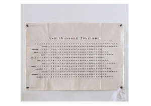 Ige Design Two Thousand Fourteen Calendar I Remodelista