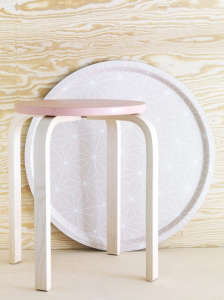 Ikea Bråkig Limited Edition Collection Frosta Stool Alvar Aalto | Remodelista