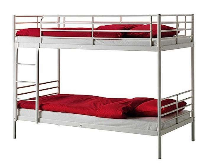 10 easy pieces bunk beds for kids rooms remodelista 15623 | ikea tromso bunk bed 700x567