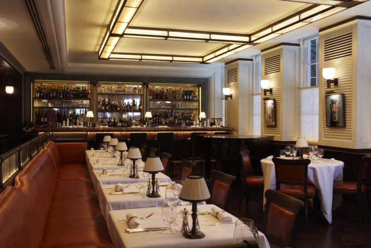 Restaurant Design Companies London : Martin brudnizki design studio worldwide remodelista