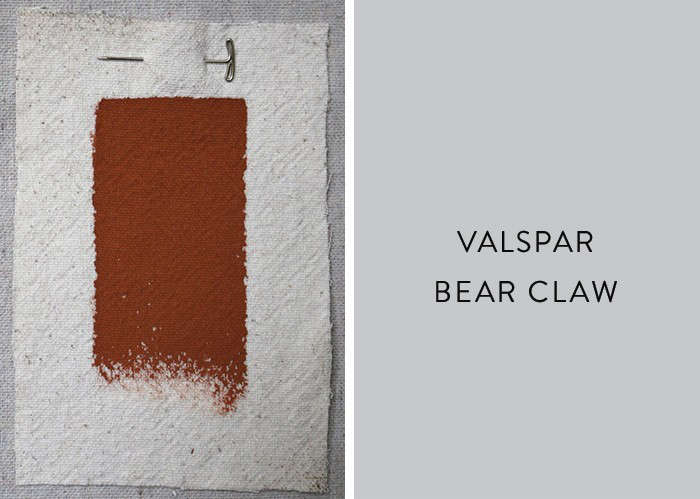 India-inspired-paint-colors-Valspar-bear-claw-Remodelista