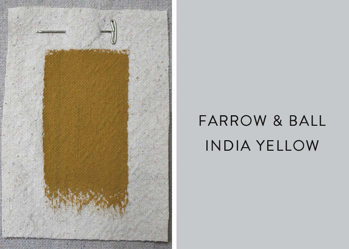 India-inspired-paint-colors-farrow-and-ball-india-yellow-remodelista
