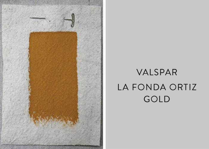 India-inspired-paint-colors-valspar-la-fonda-ortiz-gold-remodelista