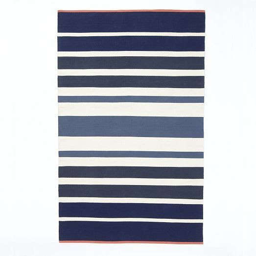 Indigo-striped-Dhurrie-Steal-This-Look-Bedroom-Remodelista