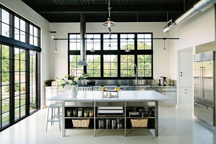 Industrial-Portland-loft-kitchen-Remodelista