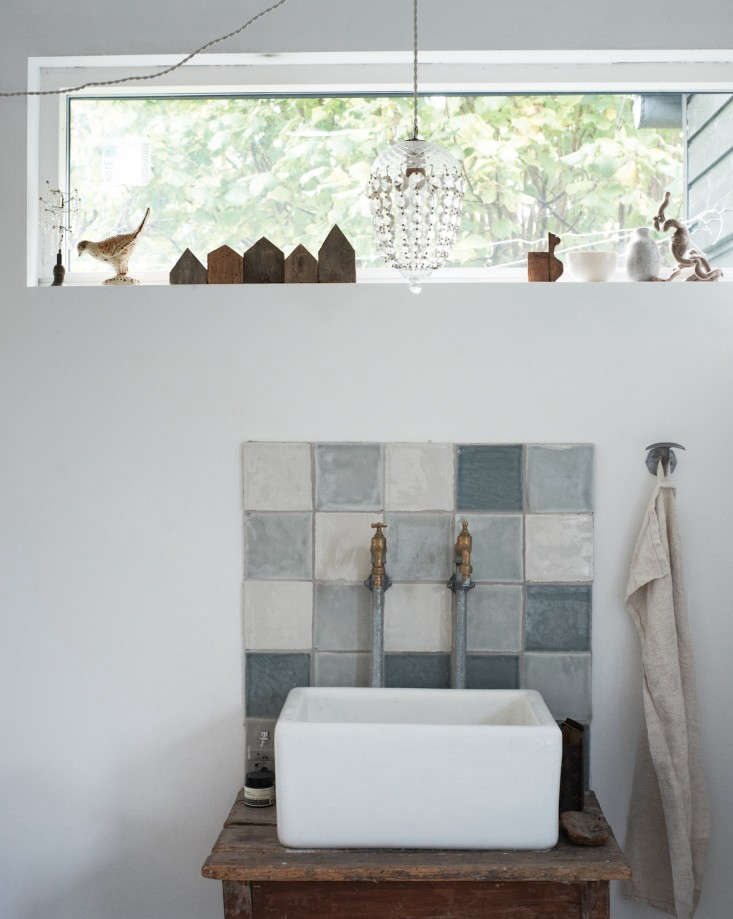 Inspired-Home-Ditte-Isager-Danish-home-patchwork-tiled-sink-Remodelista