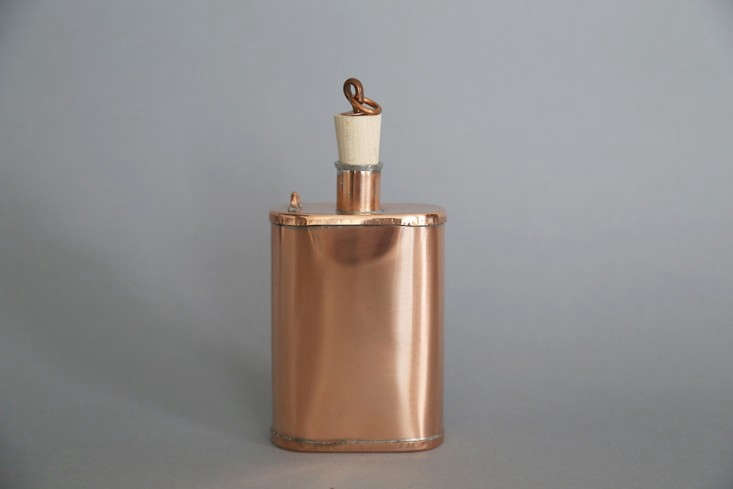 Jacob-Bromwell-Copper-Flask-from-The-Commons-Remodelista