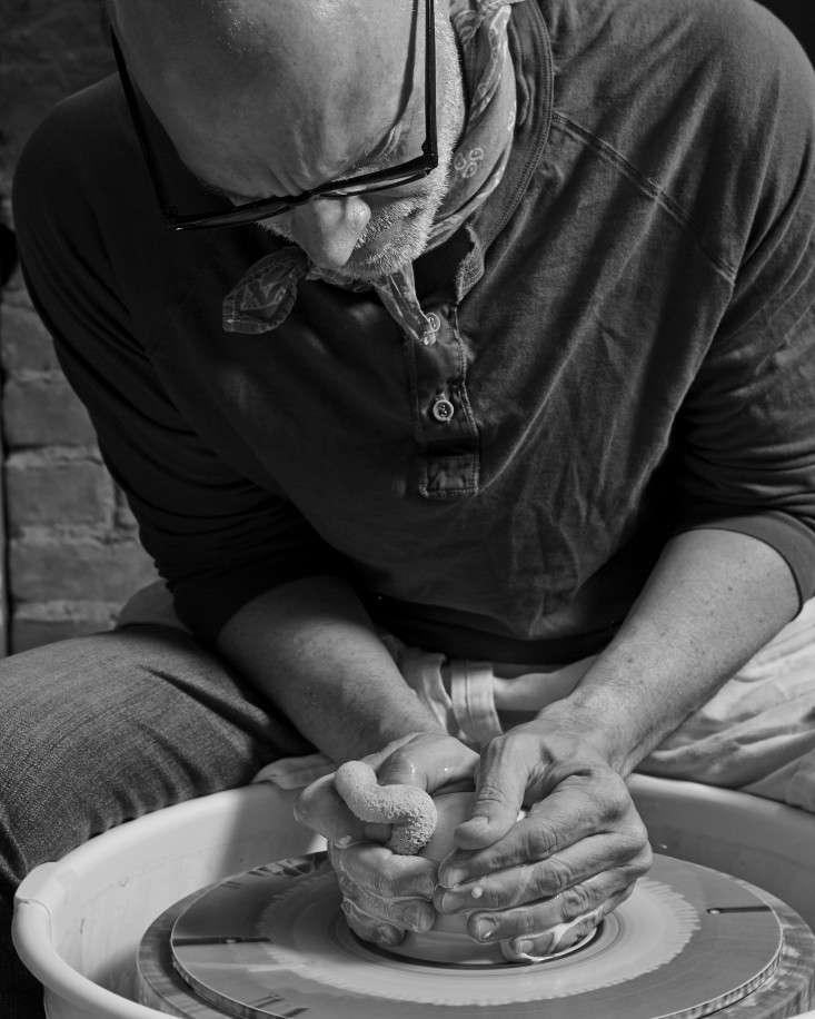 Jim-Franco-Ceramics-Gentl-and-Hyers-for-Dara-Artisans-Remodelista