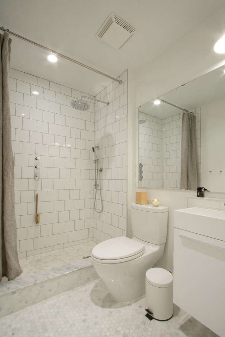Reader Rehab: A Budget Bath Remodel with Little Luxuries ...