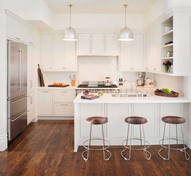 Small Kitchen: Rehab Diary: A Small-Kitchen Makeover With Maximum Storage