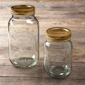 Kilner preserve jars | Remodelista