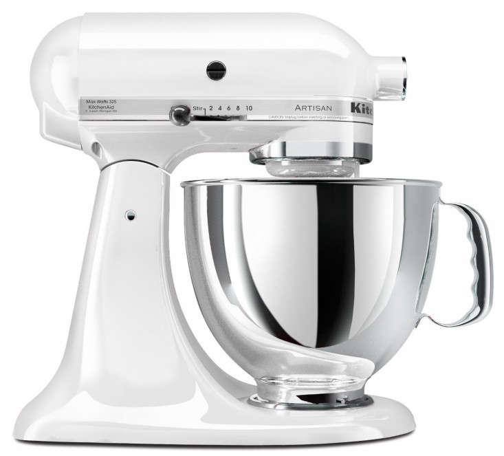 Kitchen-Aid-Artisan-5-Quart-Stand-Mixer-Remodelista