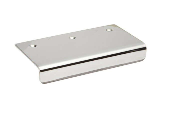 sugatsune snd 304 stainless steel edge pull handle remodelista. Black Bedroom Furniture Sets. Home Design Ideas