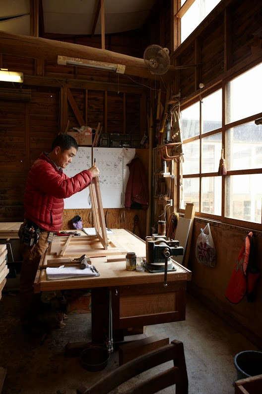 KitoBito-Japanese-joinery-kitchen-company-workshop-Remodelista-3