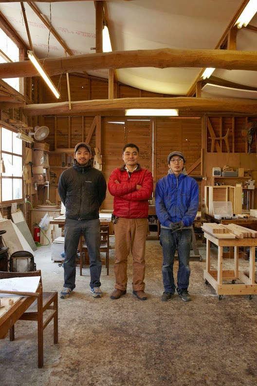 KitoBito-Japanese-joinery-kitchen-company-workshop-Remodelista-5