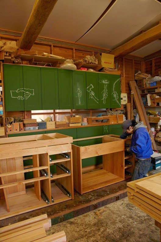 KitoBito-Japanese-joinery-kitchen-company-workshop-Remodelista-6