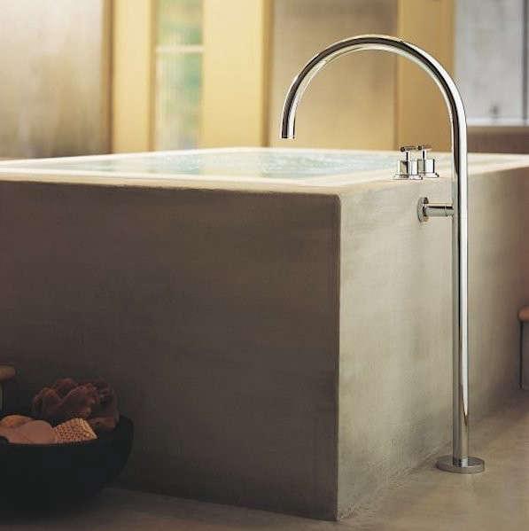 10 Easy Pieces Freestanding Bathtub Fillers Remodelista